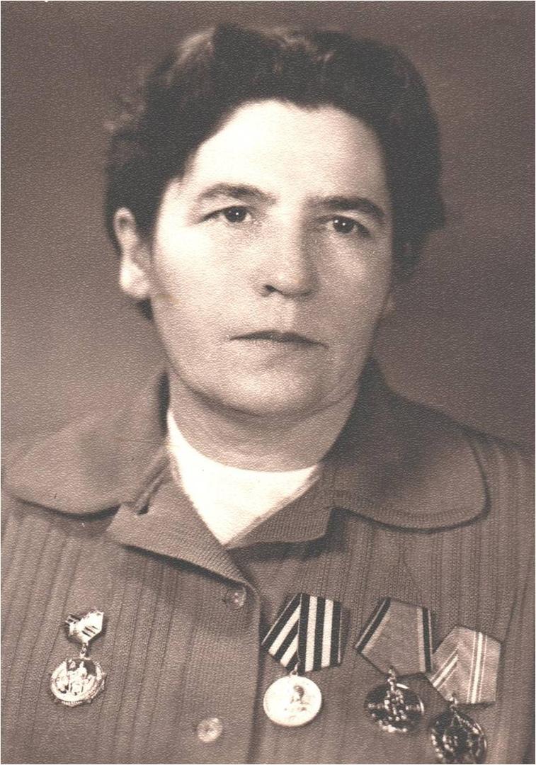 Колосова Нина Михайловна