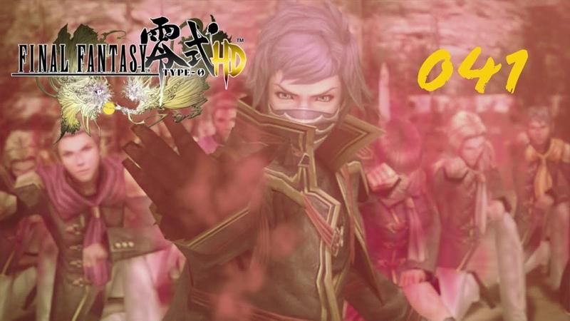 Final Fantasy Type-0 HD [Deutsch] 041 - Die Beschwörung der verbotenen Esper!