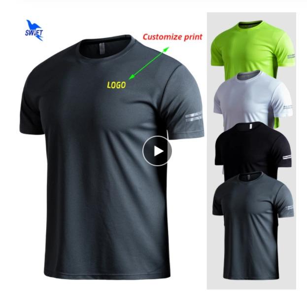 Спортивные футболки с вашим лого по 400 руб -