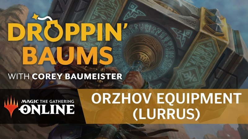Droppin Baums Orzhov Equipment (Lurrus) in Modern (Full Episode) | Magic The Gathering Gameplay