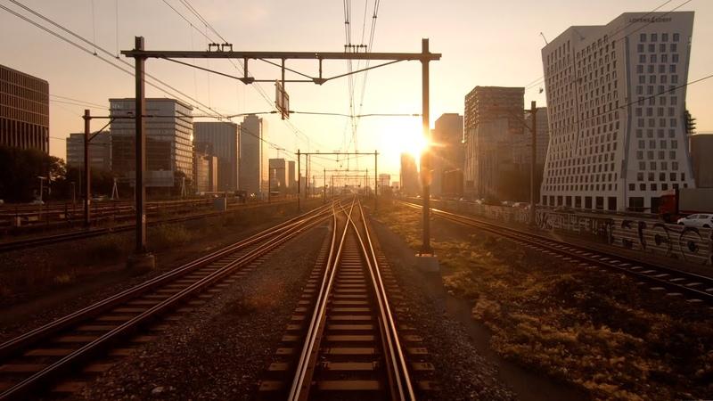 The Sunshine Line Hoofddorp Opstel Schiphol Arnhem CABVIEW HOLLAND VIRM 15sep 2020