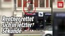 Feuerwehr-Großeinsatz Menschen springen aus brennender Wohnung Hamburg