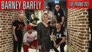 BARNEY BARFLY - Live Промо 2021 кавер-группа на свадьбу, Москва