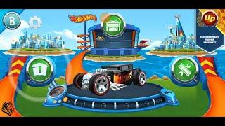 Развлекательное Видео Для Детей - Гонки Хот Вилс - Строю Трассу Hot Wheels