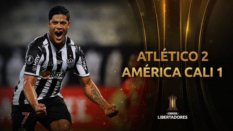 Atlético Mineiro vs. América de Cali [2-1] | RESUMEN | Fecha 2 | CONMEBOL Libertadores 2021