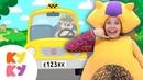 ТАКСИ - Кукутики - Новинки 2021 песенка мультики про такси и машинки для детей малышей