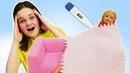 У куклы Барби и Кена сорвалось Свидание! Видео игры доктор. Смешные видео для девочек с Barbie