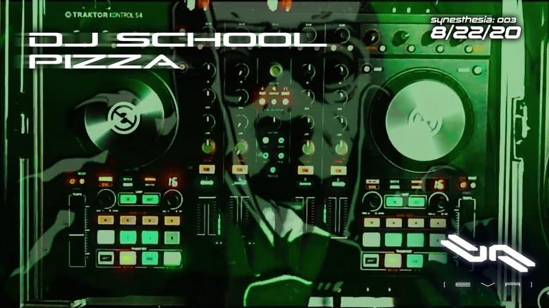 DJ School Pizza (Synesthesia 003 - 82220)