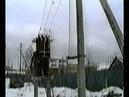 Замена силового трансформатора на КТП сельского типа 16 мин