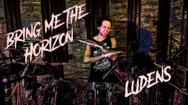 Smattdrum-Bring Me The Horizon-Ludens