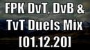 Diablo II - FPK DvT, DvB TvT Duels Mix Asgard Server 01.12.20