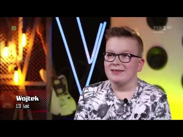 Wojtek Malinowski Między Ciszą A Ciszą The Voice Kids Poland 4 Przesłuchania W Ciemno