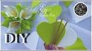 летний ХИТ для маленьких МОДНИЦ Экономим - все делаем САМИ! FLOWERS with your own hands