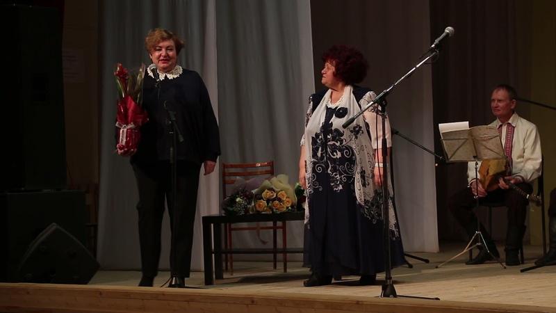 С К Смирнова и В Ю Сунцов поздравляют Н В Докучаеву с 70 летием Дебёсы Видео НуриСвет 30 04 2021