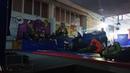 Vlog2019 18 - Промо к батутке. Воздушная гимнастика. Вейкборд фильм. Ночная туса в Atmosfera Jump.