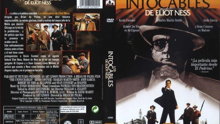1997-Los Intocables De Eliot