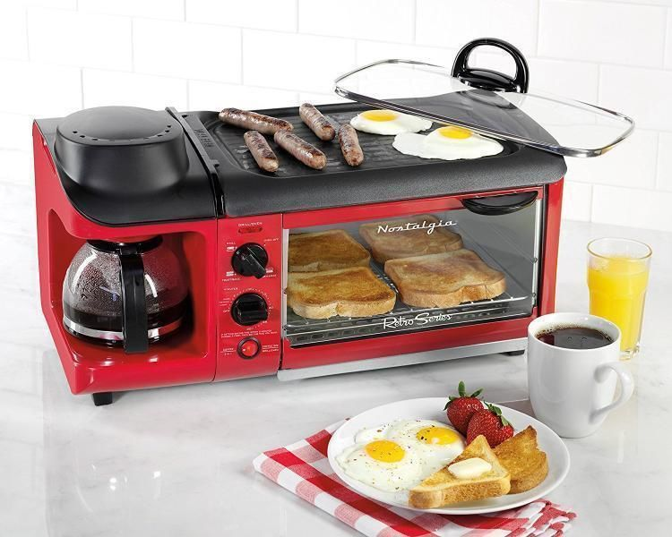 Завтрак - машина -