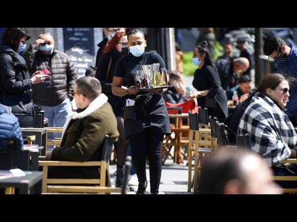 Covid 19 des allègements de restrictions aux quatre coins de l'Europe