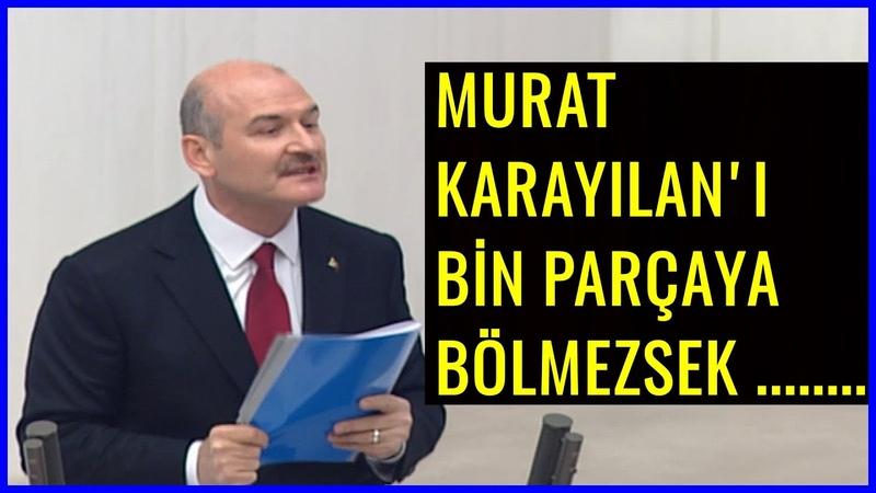 Süleyman Soylu'nun Meclis Konuşması 16 02 2021