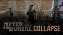 After The Burial - Collapse Drum cover by Katya Rogalinskaya