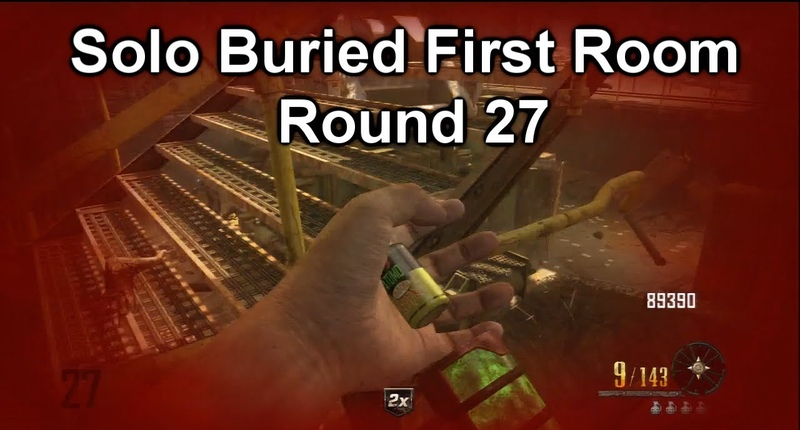 Buried Solo First Room Round 27