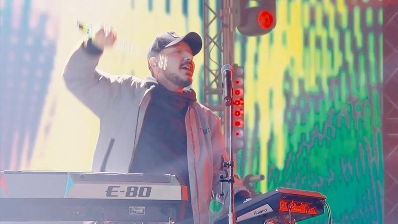 Filatov Karas Live Fest @ Роза Хутор [Возьми мое сердцеBurito, Остаться с тобойВ.Цой]