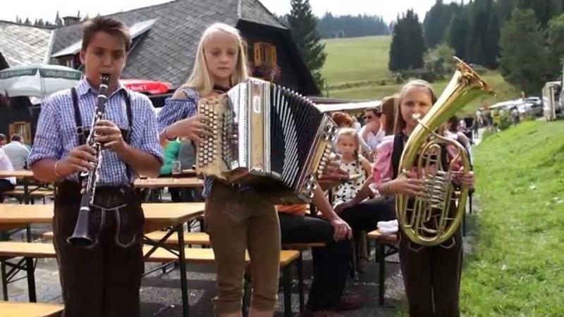 Geschwister Trio Scharf (91112 Jahre) 16.08.2015_29 © OlmHERZ