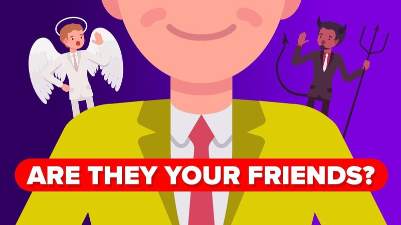 What Is The Difference Between Friends and Frenemies