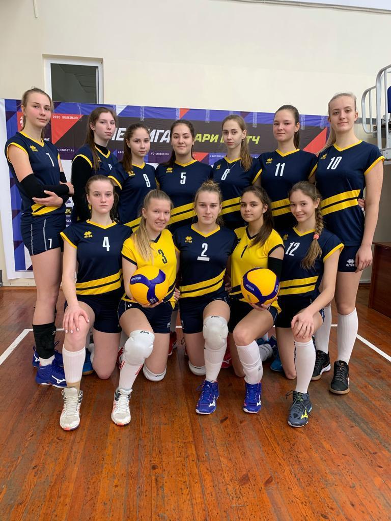 команда девушек 2003-2004 г.р.