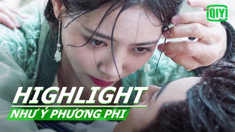 Ngô Bạch Khởi tự mình đẩy xe ngựa dưới mưa | Như Ý Phương Phi Tập 15 | iQIYI Vietnam