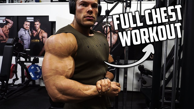 Wesley Vissers Trains Chest