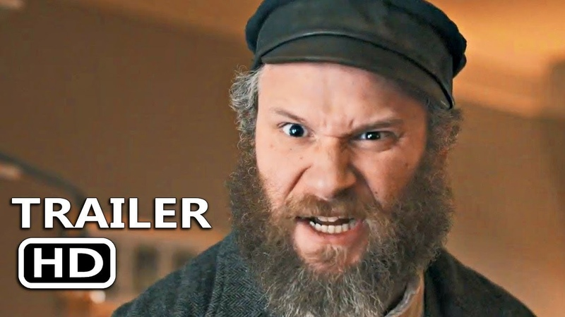 AN AMERICAN PICKLE Official Trailer 1 HD Seth Rogen Sarah Snook Sean Whalen
