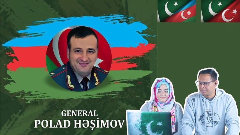 General-mayor Polad Həşimov kimdir   Sonuncu loxmasını bölən   Pakistani Reaction   Subtitles