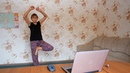 Бабушка и йога (прикол) Granny yoga (joke)
