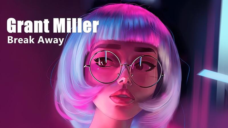 Grant Miller - Break Away ( Unofficial Video 2021) Eurodisco Italodisco