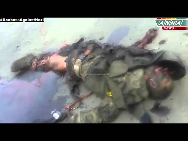 18слабонервным не ! Российские террористы сделали селфи на фоне погибших украинских солдат