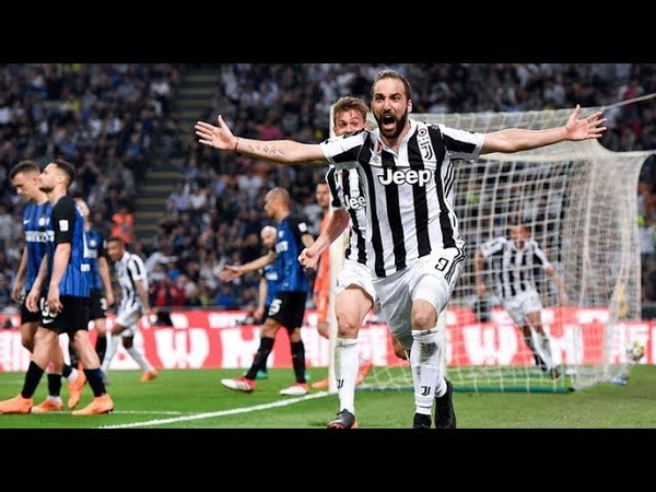 Inter Juventus 2 3 28 04 2018 16a Ritorno Serie A Ampia Sintesi