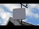 Моя новая антенна для интернета на даче работает отлично