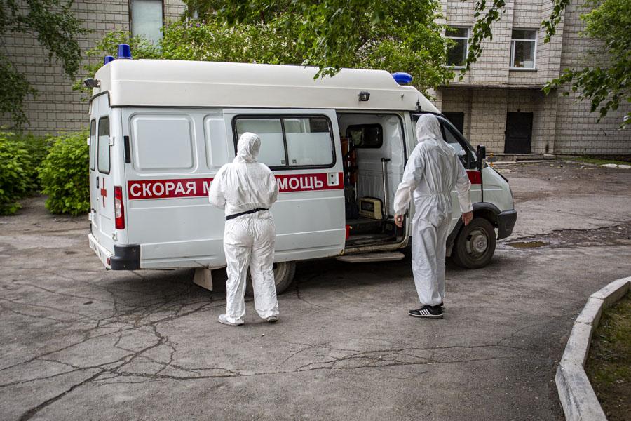 фото Коронавирус в Новосибирске: ситуация на 12:00 26 июня 3