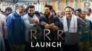 RRR Launch Video - NTR, Ram Charan SS Rajamouli
