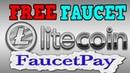 Крипто краны litecoin faucetpay заработок в интернете без вложений 2021 как заработать деньги онлайн