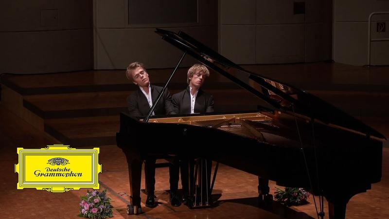 Lucas Arthur Jussen Bach Schafe können sicher weiden BWV 208