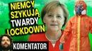 Niemcy Szykują Twardy Lockdown. PIS Może Użyć Tego Jako Pretekst dla Polski - Analiza Komentator PL