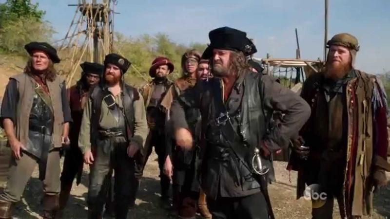 Пиратская Сухопутная из 4 эпизода Галаванта GladiolusTV