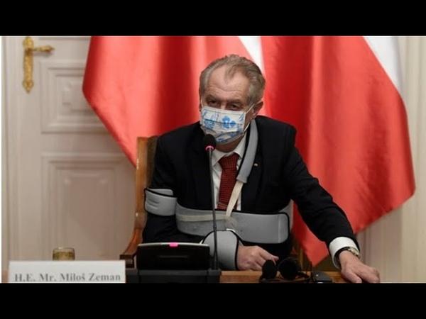 Дипломатический скандал в Чехии может преподнести США неприятные сюрпризы