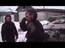 Бои возле Дебальцево и Рос. КАМАЗ «Выстрел»