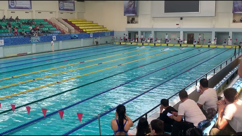 Race Video From Uzbekistan Open Where Athlete Alleges Timing Manipulation 100Free M Prelim
