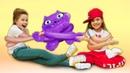 Игрушки Супер Стрейчеры для мальчиков и девочек - Крутые игровые наборы распакуй и играй!