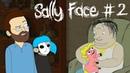 КУПЛИНОВ И САЛЛИ В ГОСТЯХ У ЧАРЛИ ► Sally Face 2 Анимация про Куплинова