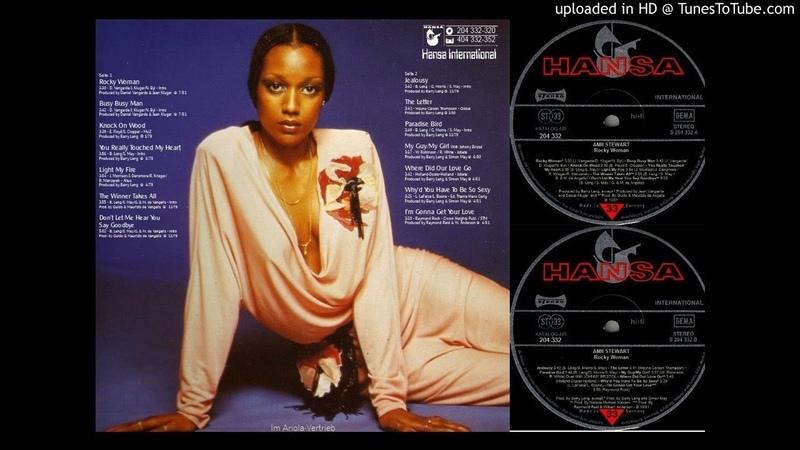 Amii Stewart Rocky Woman The Singles 1978 81 Side 2